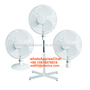 16 inch 3 in 1 plastic standing fan with timer setting/stand fan