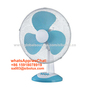 12 inch vintage desk fan with plastic blades