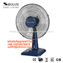 16 inch plastic table fan with keyboard push button