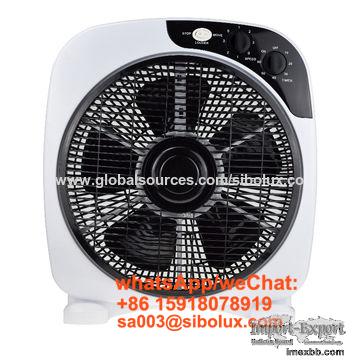 12 inch electric plastic box fan KYT-30D