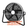 20 inch  electric high velocity floor fan with 3 speeds  KYT-502