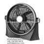 20 inch plastic box fan  KYT-503