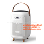 2021 new design portable smart UV USB Home Air Purifiers with handle