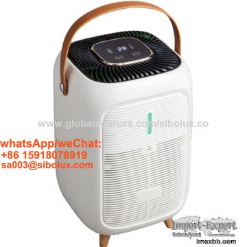 High AIR Purified Rate 99.5% Hepa Carbon Filter/Purificador de air
