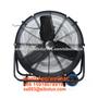 24 inch high velocity floor fan drum industrial fan SDF-60