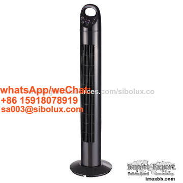 32 inch tower fan with remote control