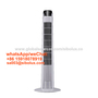 blade less electric 32 inch Tower fan for office and home appliance