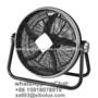 20 inch high velocity floor fan with 3 speeds