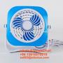 4 inch USB li-ion rechargeable fan U403BA /box fan/desk table fan/kids gift