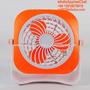 kids gift 4 inch USB li-ion rechargeable fan U403/box fan/desk table fan
