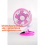 4 inch mini portable USB rechargeable fan/table desk fan/kids gift