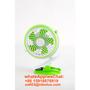 4 inch mini portable USB rechargeable table desk fans/kids gift