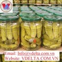 CANNED PICKLED CUCUMBER