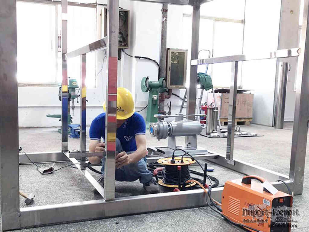 Top Quality hydrogen gas generator from water