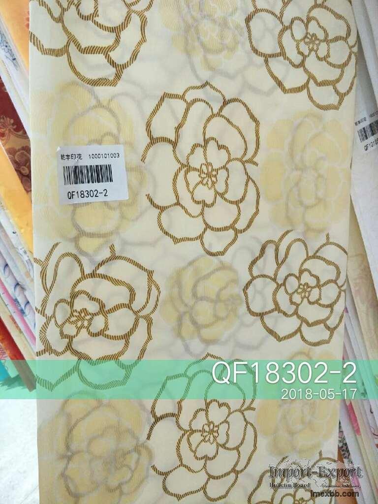 warp mattress fabric