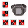 Wireless waiter call bell system restaurant table call button wrist pagers