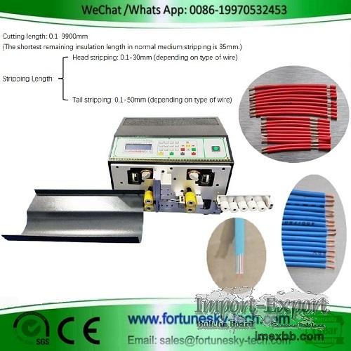 HWN-220 Fully automatic wire cutting stripping machine