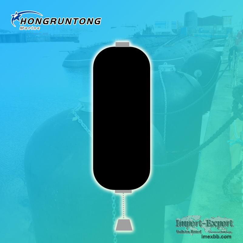 Hydropneumatic Submarine Fenders