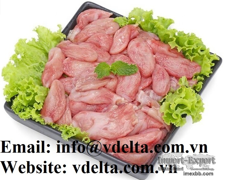 Stomach Vietnam basa fish frozen with competitive price