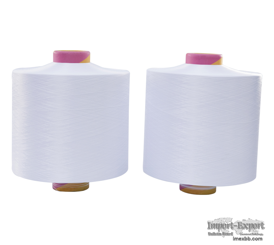 300D96F OPTICAL WHITE NIM Polyester Yarn