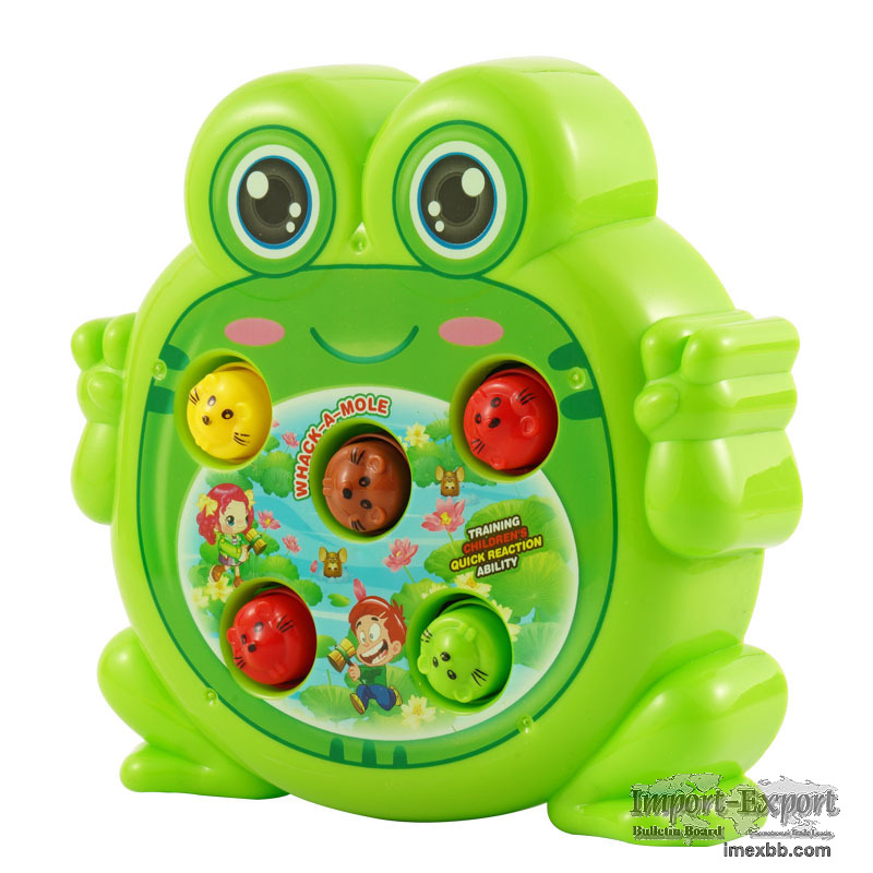 Electric hamster with music toy (JYC3501399)
