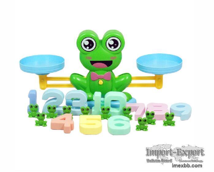 Puzzle digital balance toy-3501385