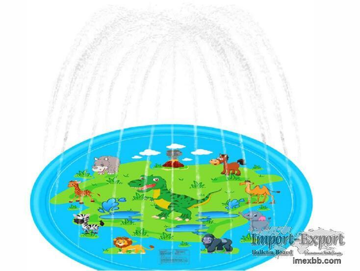 Dinosaur water spray mat-2503502