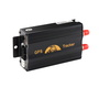 Vehicle gps 103 with engine stop and Voice/fuel monitor