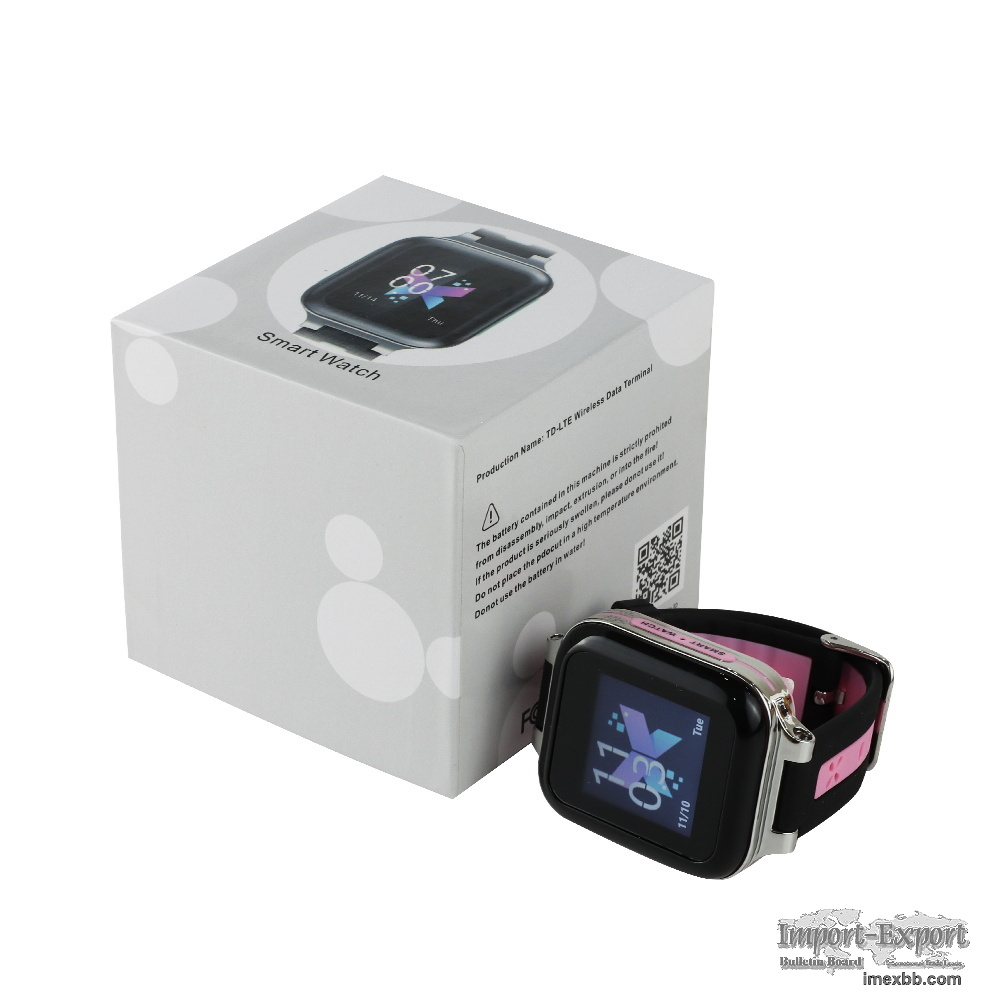 Personal Emergency SOS Alert gps tracking Device 4G GPS Tracker Watch Smart