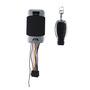 Car gadgets tk303 gps tracker for motorbike with sim card door open alarm