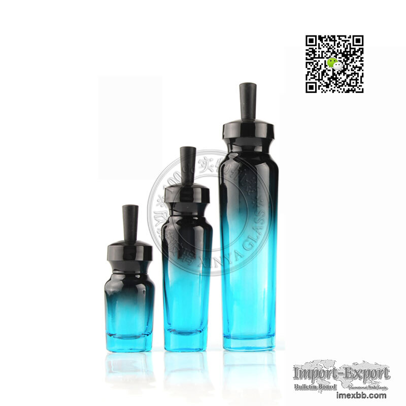15ml 30ml 50ml serum glass bottle Sunscreen concealer cosmetic packaging lo