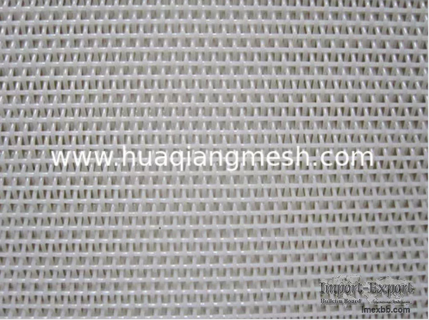 Double layer woven dryer fabric for paper making