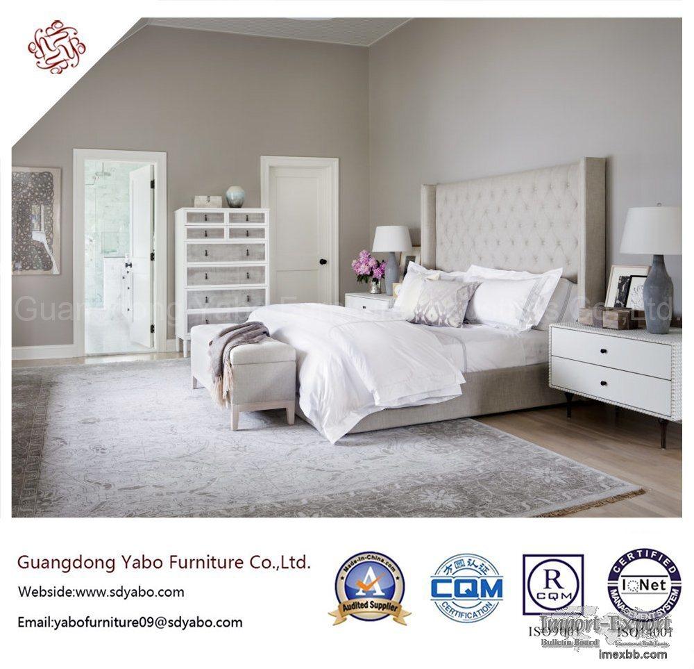 Yabo Elegant Hotel Furniture with Bedding Room Set (YB-S-29)