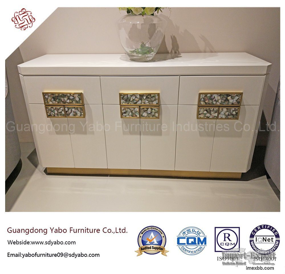 Popular Hotel Furniture for Living Room with Console Cabinet (YB-D-12)