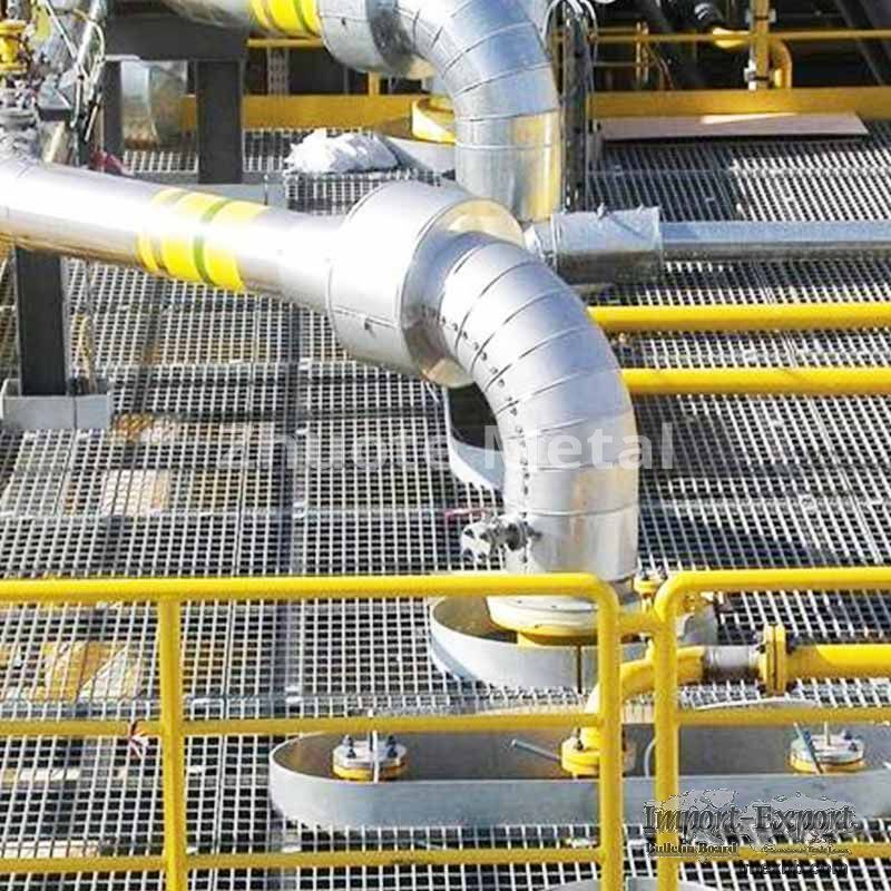Zhuote Platform steel grating