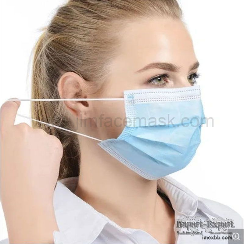 Factory Wholesale Respirator Protective Disposable Face Mask