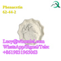 Shiny Fenacetin China Supplier Phenacetina Phenacet Powder CAS 62-44-2