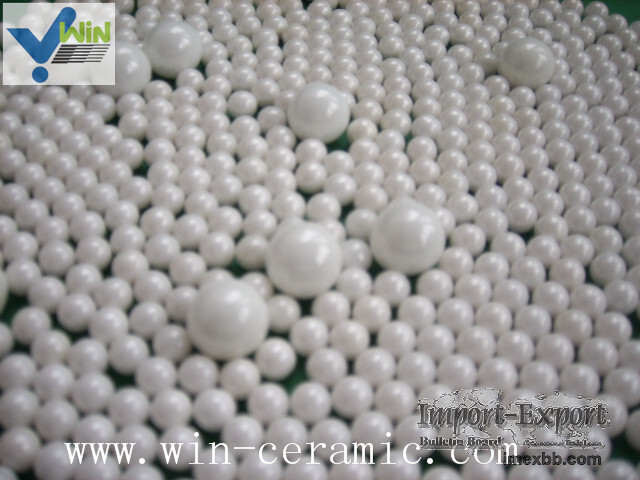 High hardness zirconia beads ceramic price per kg china wear protection cer