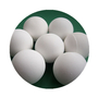 The white ceramic ball used in grinding medium of ball mill does not produc