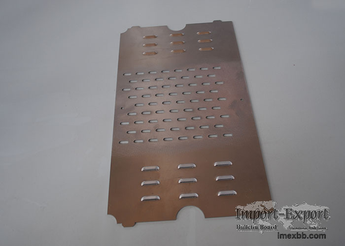 Process steel structure - laser cutting service China