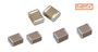 SMD capacitor 1206