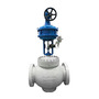 LN87 Cage guided regulating valve