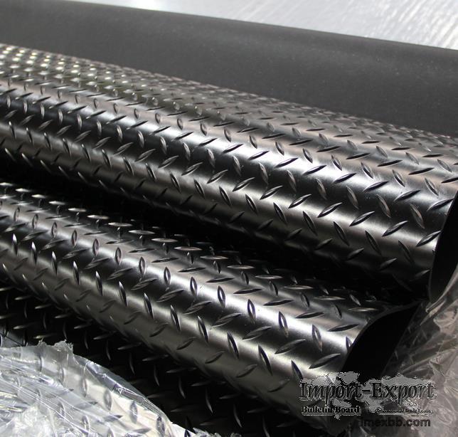 Diamond plate Rubber Flooring