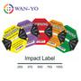 Damage Indicator Label packaging solution
