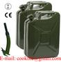 Kovinski kanister za gorivo / Kanta metalna za benzin 20L