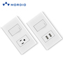 N1.8 Professional wholesaler supply standard light switch and socket
