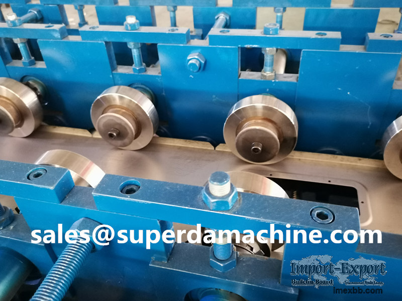 Superda Electrical Distribution Panel Roll Forming Machine