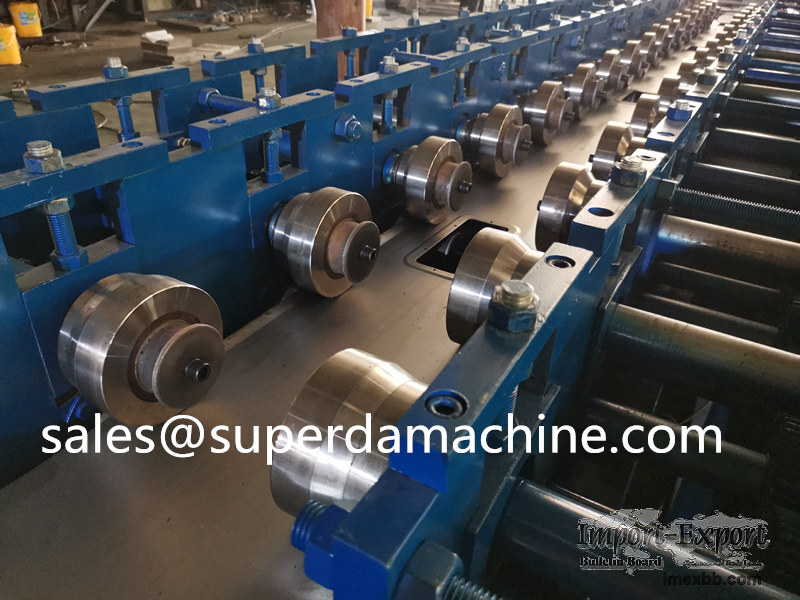 Superda Steel Enclosure Roll Forming Machine