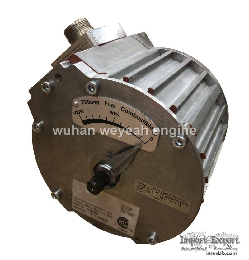 12420740 Throttle valve for tcg2020 gas engine