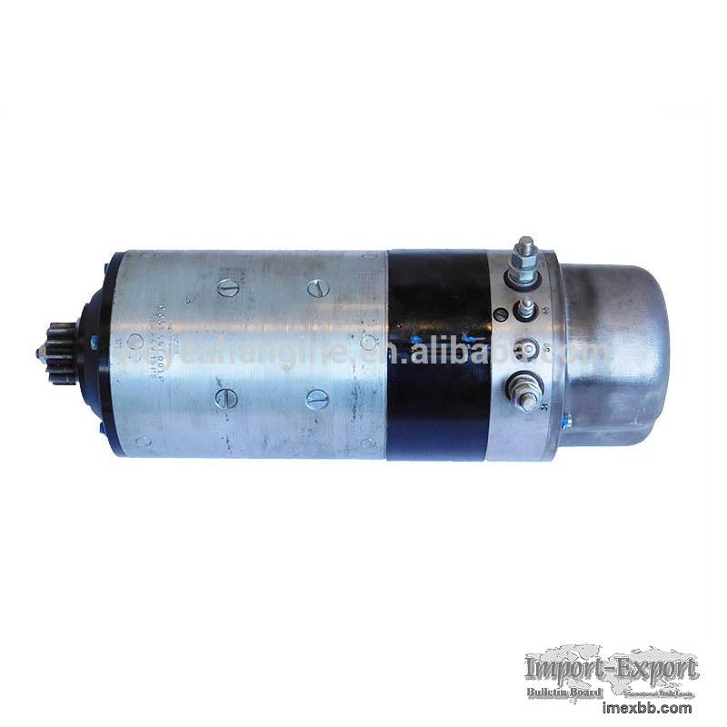 Starter motor 12041402/ /12076131 for TBG620 TCG2020 CG170 gas engine